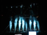 Co2 Jets Star wars in concert