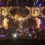 RUSH Clockwork Angels PYRO