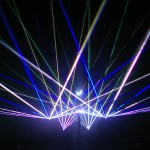 Casa Loma Laser Show