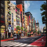 Production Design in Japan